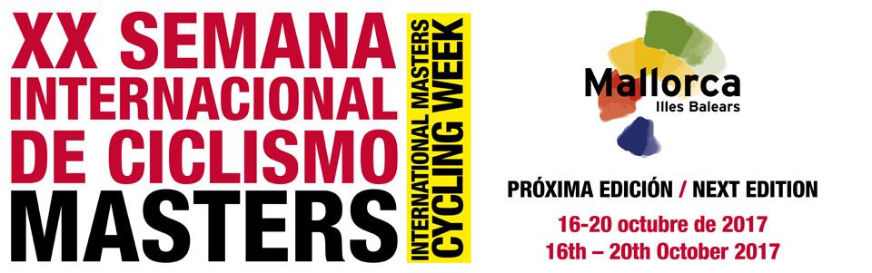 Semana Internacional de Ciclismo Masters