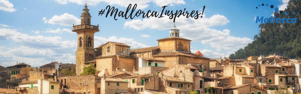 #MallorcaInspires!960x300