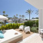 Suite Premium Mar Hotels Playa Mar & Spa 16 - pool views